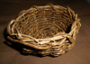 Willow and Sea Grass Basket